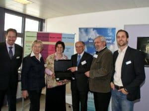 Bezirkstagspräsident Josef Mederer eröffnet den 2. Rosenheimer Suchthilfetag