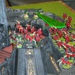 Warhammer in Aktion