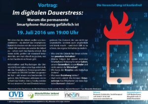 Im digitalen Dauerstress