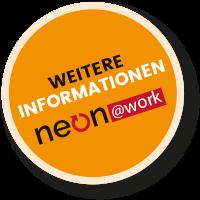 button neon work - Ausbilder und Auszubildende