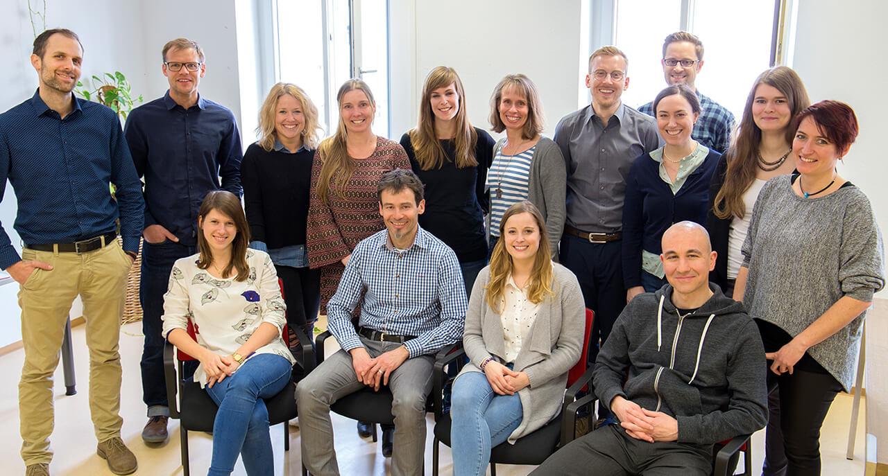 neon rosenheim team - Über uns