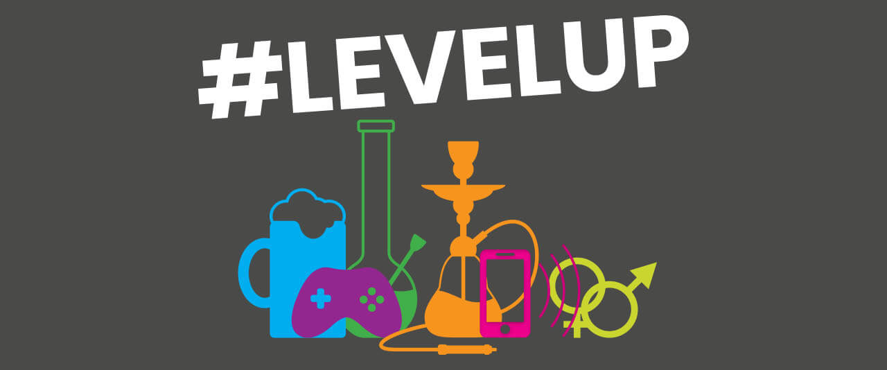 LevelUp 2 - #LEVELUP
